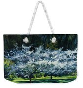 Golden Gate Park Weekender Tote Bag