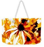 Golden Glow Of Summer Weekender Tote Bag