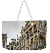 Golden Grand Place Weekender Tote Bag