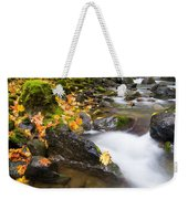Golden Grove Weekender Tote Bag by Mike  Dawson