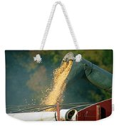 Golden Harvest Weekender Tote Bag