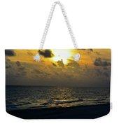 Golden Heavens Weekender Tote Bag