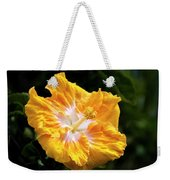 Golden Hibiscus - Hawaii Weekender Tote Bag