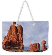 Golden Hoodoos Arches Np Weekender Tote Bag