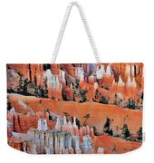 Golden Hour At Bryce Canyon 3 Weekender Tote Bag