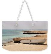 Golden Island Weekender Tote Bag