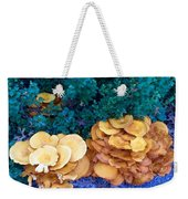 Golden Layer Weekender Tote Bag