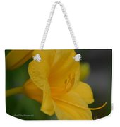 Golden Lily 18-2 Weekender Tote Bag