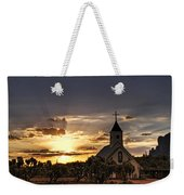 Golden Morning Light  Weekender Tote Bag