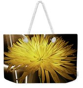 Golden Mum Weekender Tote Bag