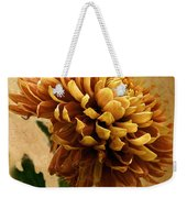 Golden Mum Weekender Tote Bag