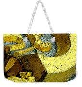 Golden Musselburgh IIi Weekender Tote Bag