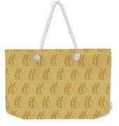 Golden Oldies Wallpaper Weekender Tote Bag