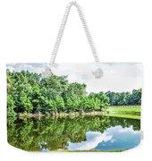 Golden Pond  Weekender Tote Bag