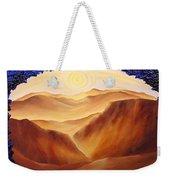 Golden Possibilities Weekender Tote Bag