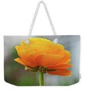 Golden Ranunculus Weekender Tote Bag