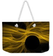 Golden Rays Weekender Tote Bag