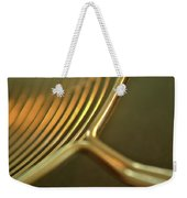 Golden Rings Weekender Tote Bag
