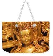 Golden Sculpture Weekender Tote Bag