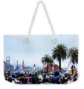 Golden State Berners Weekender Tote Bag