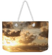 Golden Sunrise On Kauai Weekender Tote Bag