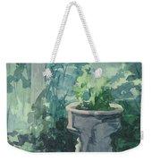 Golden Swan Garden Weekender Tote Bag