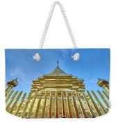 Golden Temple Weekender Tote Bag