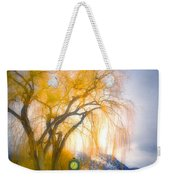 Golden Time Weekender Tote Bag