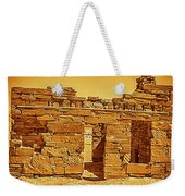 Golden Times Weekender Tote Bag