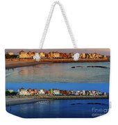 Golden To Blue Hour Puerto Sherry Cadiz Spain Weekender Tote Bag
