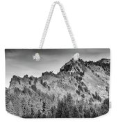 Golden Trail Crater Lake Rim Weekender Tote Bag