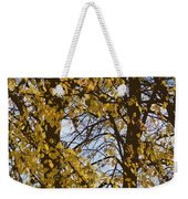 Golden Tree 2 Weekender Tote Bag