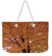 Golden Tree Weekender Tote Bag