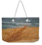 Golden View Weekender Tote Bag