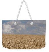 Golden Wheat Field Weekender Tote Bag