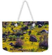 Goldenfield Hillside Weekender Tote Bag