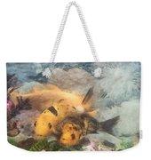 Goldfish In An Aquarium Weekender Tote Bag