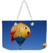 Goldie The Goldfish Weekender Tote Bag