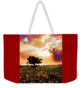 Golds At Sunset After The Rain Weekender Tote Bag