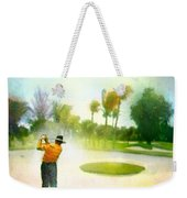 Golf At The Blue Monster In Doral Florida 02 Weekender Tote Bag