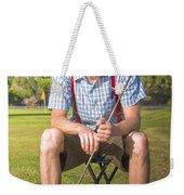 Golf Club Pro Weekender Tote Bag