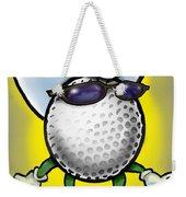 Golf Cowboy Weekender Tote Bag