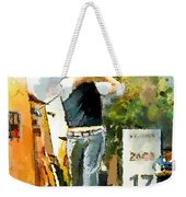 Golf In Club Fontana Austria 01 Dyptic Part 01 Weekender Tote Bag