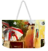 Golf In Club Fontana Austria 01 Dyptic Part 02 Weekender Tote Bag