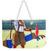 Golf In Deutchland Weekender Tote Bag
