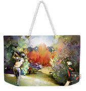 Golf In Gut Laerchehof Germany 02 Weekender Tote Bag