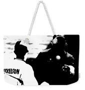 Golf Is A Game Of Shadow And Light Weekender Tote Bag