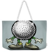 Golf Weekender Tote Bag
