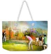 Golf Madrid Masters  02 Weekender Tote Bag