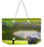 Golf Madrid Masters 03 Weekender Tote Bag